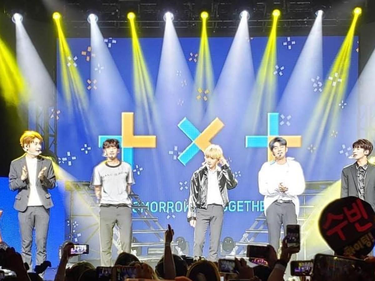 txt en concierto